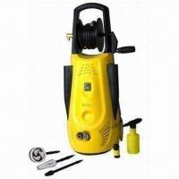 Buy cheap High-pressure Washer with Induction/Carbon Brush Motor, Various Pressure are Available product