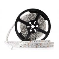 Buy cheap Copper PCB RGB LED Strip Lights Multi Color , Low Voltage SMD 5050 LED Ribbon Lights product