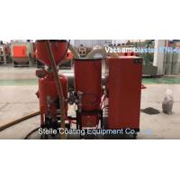 Buy cheap Economical Type Dustlee Vacuum Sandblasting Equipment Stable Performance product
