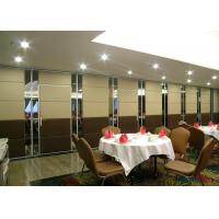 Buy cheap Movable Partition Walls , Hotel Partition Wall For Industrial Production product