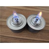 Quality 4 HOUR SCREW CAP WICK CHAFING FUEL ,14 CANNED WICK HEATER for sale