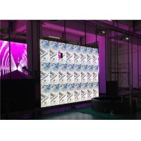 China Professional P6 Led Wall Display Screen For Advertisement Front Maintaining on sale