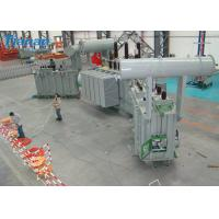 Buy cheap Oil Immersed Three Phase Power Transformers 110kV / 50000 Kva product