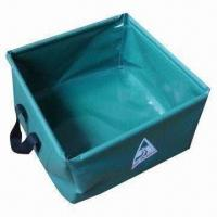 China Camping Accessory with Rugged Vinyl and Radio Frequency Welding, Water-resistant on sale