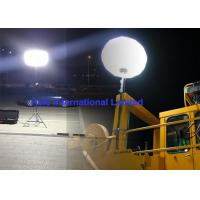 Buy cheap 400W Anti Glare Led Lights Construction Site Lighting Portable Light Towers product