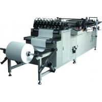 Buy cheap Rotary Eco Filter Pleating Machine Full Automatic 5200 × 1190 × 1170mm Size product