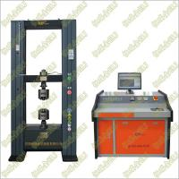 Buy cheap Electronic Universal Testing Machine  with Hydraulic Fixture from Wholesalers