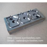 CNC Machined steel cutting dies