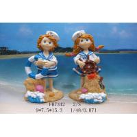 Buy cheap Resin Navy Girls Figurine (FH7342) product