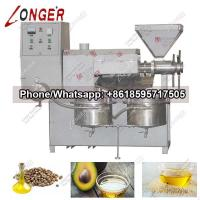 Buy cheap Automatic Screw Hemp Seed/Avocado Oil Press Machine with High Quality product