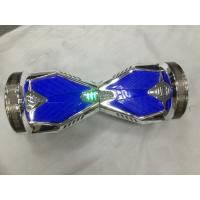 China 8 Inch Two Wheels Self Balancing Scooter With LED light/Blooth on sale