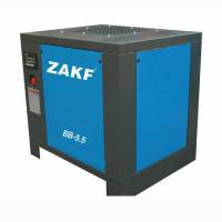 China Powerful Air Compressor Screw Type , 5.5hp 4kw Belt Driven Air Compressor Industrial on sale