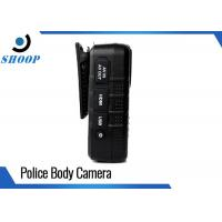 Buy cheap 16GB IR Night Vision Police Body Worn Cameras For Law Enforcement 5MP CMOS Sensor product