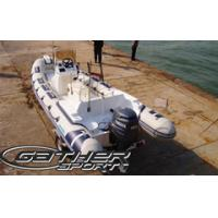 China rigid inflatable boat 5.8m for sale on sale