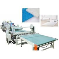 Buy cheap Spinneret Mattress Plastic Sheet Extrusion Line For Medical Healthy Industry product