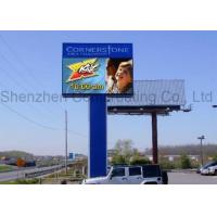 China P10 SMD Led Display Video 10mm Led Advertising Screens 3G Wifi Remote Control on sale