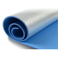 Quality Colored Heat Insulation Material / Heat Resistant Foam Insulation Anti Scratch for sale