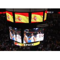 Buy cheap HD Digital Stadium Perimeter LED Display , 6mm SMD Perimeter LED Screen product