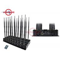 Buy cheap Full Band Mobile Phone Signal Jammer , Mobile Jammer Device CDMA850MHz 35dbm / 3W product
