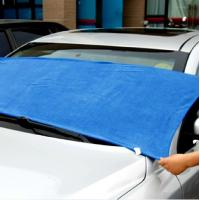 Buy cheap microfiber car wash towels product