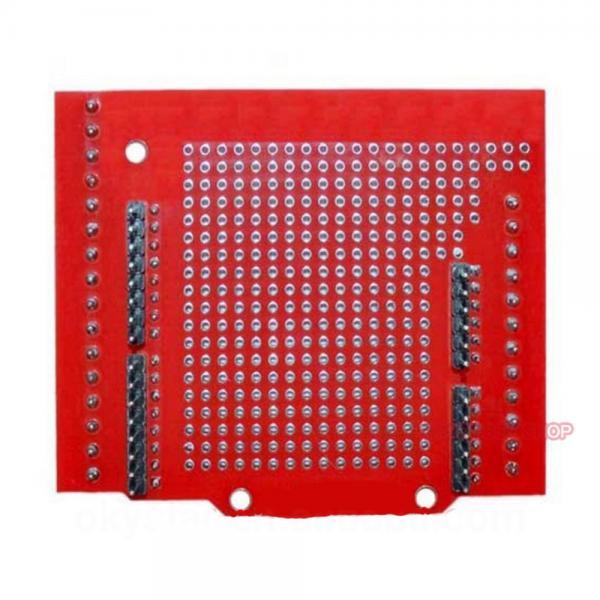 Assembled proto screw shield for arduino uno protoshield