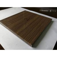 Buy cheap Wood texture aluminum honeycomb panel thickness 8mm for indoor decoration from wholesalers