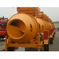 Buy cheap JZC750 China manufacturer cement mixing quality machine concrete mixer with feed hopper product