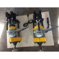 Portable high speed steel drilling machine for construction