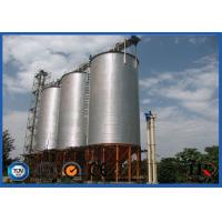 Buy cheap 777m3 Bulk Material Cereal Silo Roll Forming Machine Customized Color product