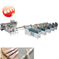 Buy cheap Omron PLC Noodle Packaging Machine / Bundle Packing Machine 25-35 Bags/Min product