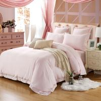 High Density Home Textile Products 100 Cotton Bedding Sets SGS Approval
