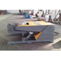 Buy cheap Hydraulic Lifting Welding Positioner Turntable With 5M Cable 2200 Lb Capacity product