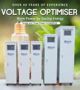 Buy cheap Voltage Optimiser Voltage Optimisation Power Energy Saver Industrial Indoor product