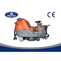 Buy cheap Intelligent Stone / Ceramic Tile Floor Cleaning Scrubber Machine Battery Powered product