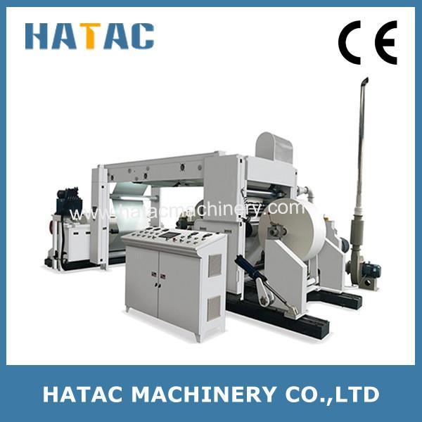 Quality Automatic Coated Board Slitting Machine,Craft Paper Slitter Machine,Aluminum Foil Winding Machine for sale