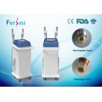 Buy cheap 0~3 mm depth adjustable hyaluronic acid microneedle microneedle skin care system portable thermage machine product