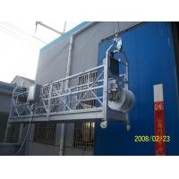 Rope Hanging Suspended Access Platform , Suspended Scaffolding
