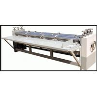 Buy cheap semi-automatic corrugate paperboard slitting creasing machine exporter product