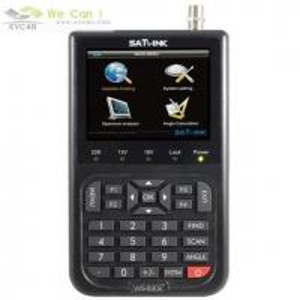 Buy cheap Satlink WS-6902 DVB-S Satellite Meter&Spectrum Analyzer product