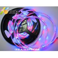 Buy cheap 5050 Flexible LED Strip Waterproof With Mix Color Light, 5m / Roller, 30 leds For Canopy product