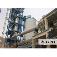 Buy cheap Model 2.5×50 Durable Rotary Cement Kiln for Calcining Cement Clinker product