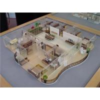 China 3d Interior Layout Model With Furniture , House Interior Model Making on sale