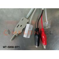Buy cheap BT Style UK Telephone Test Cable ABS PBT Material With RJ11 6P4C Modular Plug product