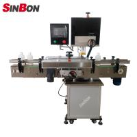Buy cheap Straight Line auto screw capping machine capping machine for glass bottles product