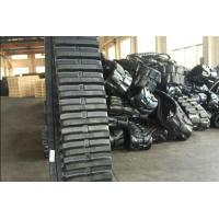 Buy cheap Skid Steer Track Loader Rubber Tracks Lightweight Structure T300 * 86K * 48 product