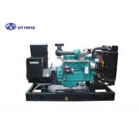 Buy cheap Open Type 350kVA Cummins Diesel Generator Set With Engine NTA855-G2 For Home Use product