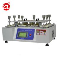Buy cheap Texitle Abrasion Resistance Testing Machine , Fabric Abrasion Testing Machine ASTM D4970 product