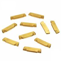 Buy cheap Good Abrasion Resistance Carbide Cutting Inserts With PVD Coated Surface product