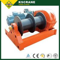 Buy cheap Factory Direct Sale Electric Wire Rope Winches product
