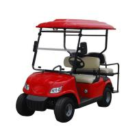Buy cheap 2+2 seater electric golf cart product